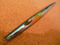 カレントジグ OSCAR 130 205mm 130g カラー:#10 イワシ