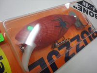 BUZZJET Jr 72mm 14.0g  カラー:#18 Rスパイダー