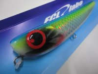 FCLLABO TCP165F 165mm 70g フローティング カラー:ブルーイエロー