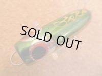 サラルアー サラポップ 60B 60mm 11g フローティング カラー:メッキ調グリーンバックピンクベリー