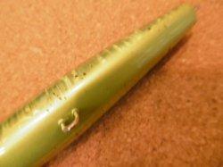 画像3: ヤンバルアートクラフト ベイビー GTハリアー 125mm 30g フローティング カラー:#204