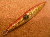 バレーヒル Ravine 123mm80g カラー:#06 アカキン