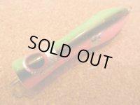 サラルアー SARA PEN70R 70mm 9g フローティング カラー:グリーンバックピンクベリーグロー