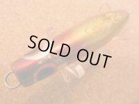 サラルアー サラペン 70 70mm 8g フローティング カラー:レッドヘッドゴールド