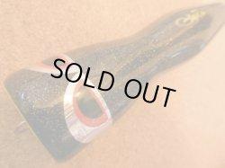 画像2: サラルアー サラポップ 200 200mm 160g フローティング カラー:ブラックラメホログラム