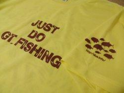 画像4: ルアーショップ ウルア オリジナルGT Tシャツ ver4 カラー:テイジ  サイズ:L