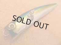 車谷ルアー F180 POP 180mm 65g フローティングモデル カラー:イエローブルー銀箔